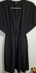 H&M Black Little Black Dress